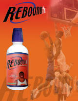 Theo Ratliff NBA superstar promotes Rebound Fx Sports Drink for higher energy, stamina and endurance during athletic events and general workouts.