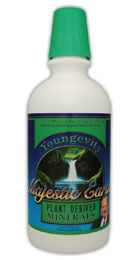 Majestic Earth® Plant Derived Minerals™ - More Details